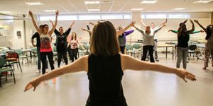 Primary Dance CPD for Teachers